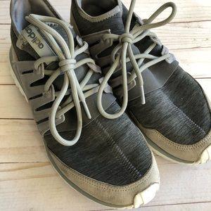 grey men's tubular sneakers